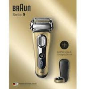 Other - Braun Series 9 Electric Shaver with Charger & Case